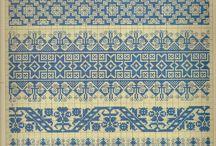 cross stitch pattern / by Morgan Robertson