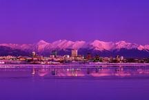 Alaska the beautiful / by Elizabeth Davidson