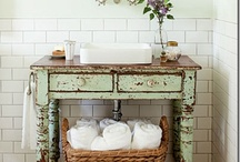 bathroom / by Jini Suttner