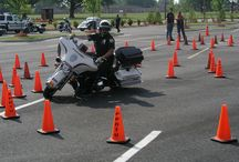 VBPD Motorcycle Unit / The Motorcycle Unit responds to traffic related calls-for-service, traffic crashes, disabled vehicles, funeral escorts, traffic light outages, and assists precinct units as needed.  The motorcycle unit also participates in all parades within the city, marathons and other races, and dignitary protection escorts. / by Virginia Beach Police Department
