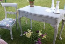 painted furniture / by thedecorcafe