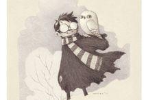 Because I Love Harry Potter / by Briana Hinson