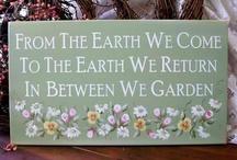 Garden stuff / by Julie Kornfeind