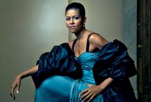 First  Lady .... Power of  Style       MICHELLE  OBAMA / by Liz Hamrick
