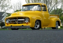 trucks / by Mike Hickey