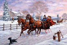 Christmas Joy / by Christy Hunter