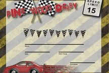 Pinewood derby / by kathy ritchie