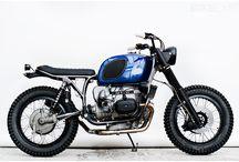 Motorbikes / by Yann Marcou