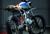 Bikes / by Bryan Ferreira