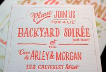 You're Invited! / The best parts of parties made even more fun! / by Ashley Sumner