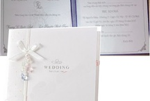 Invitations and Stationery (Thiệp) / by TGT Media