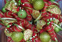 Holiday Decorations / by Gina-Alex Vatz