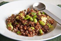 My favorite Salads  / by Sunithi Selvaraj