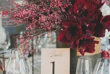 Modern Industrial Chic Weddings / Clean lines, juxtapositions of masculine edges, can be combined with soft more feminine florals. / by Fleurs De France