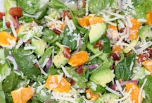 Salads / by Donna Lehl