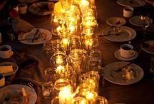 Romantic Event Decor / by Plum Sage Flowers