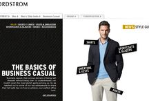 Male Business Casual Attire / by GC Career