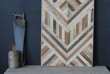 Wooden stuff / by Lorri Smyth
