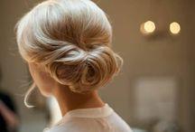 Wedding hair / by Katie Basarab