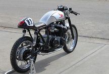 Motorcycles / by Scott Nestor