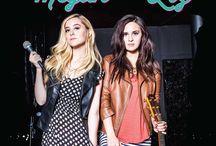 American Rag On Tour 2013 Presents: Megan & Liz! / by Megan & Liz Web