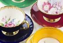 Tea cups / by Mathew Dawe