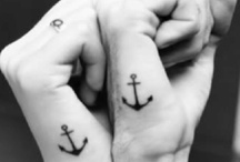 Tattoos/Piercings. / by Alexis Williams