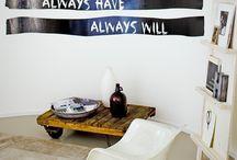 Zen + Den / Good home vibes / by Aasia Abbas