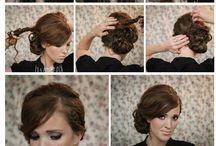 Hair / by Rebecca Pytko