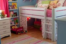 Girls bedroom / by Cherie Clark-Moore