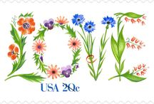 U.S. Postage Stamps / by Alice Bloyd