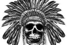 Skulls / by Katy Osborne