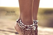 Fashionable footwear / by Tonia Shuman