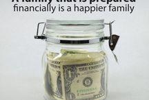 Money money money....money / by Audra Deli-Hoofnagle