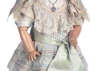 Antique Steiner Dolls / by Tina Runhovde Svendsen