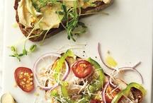 Lunch ideas / by Annette Engeldinger
