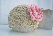 Crochet Hats / by Michelle Cowley