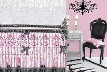 Baby Girl Bedding / by Pink Taffy Designs
