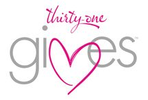 Thirty-One Gives / We have a passion for serving and supporting girls, women and families. We believe strong, confident girls will grow up to become strong, compassionate women, who will be the driving force behind strong, healthy families and communities. Our mission is to celebrate others for who they are, giving them the support and self-esteem needed to lead a purposeful, thriving life. When we all work together and give a little piece of our heart, we can make a huge difference. / by Thirty-One Gifts