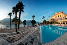 Swimming Pool / by Grand Hotel Villa Serbelloni 5 star Deluxe Bellagio Lake Como