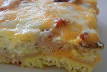 Breakfast Recipes / by Rae