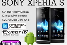 Sony Xperia S Deals / Free Sony Xperia S contract deals with the cheapest UK prices for line rental on pay monthly contracts. / by Phones LTD - Compare Cheap Mobile Phone Deals