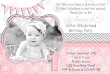 Avery's first birthday / by Kylee Frost