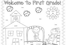 First Grade / by Kristen Atwood