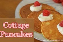 Low carb pancakes, waffles, french toast, fritters / by Jan Stamm
