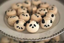 A fazer, mesmo! Panda things and food -.- / by Catarina Rocha