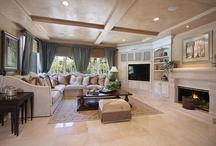Living room / by Lelia Oakley
