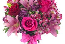 Fresh Flower Bouquets / Our beautiful fresh flower bouquets are most certain to brighten someone's day1 / by Hanny's Gift Gallery