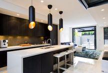 Design - Kitchens / by Meg B. Frank Interiors