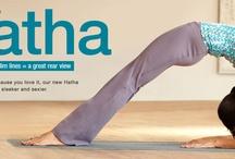 if i ever start yoga..... / by Romina Ludaescher